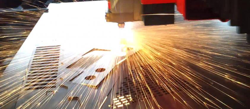 Impianto taglio laser BYSTRONIC BYSTAR 4020