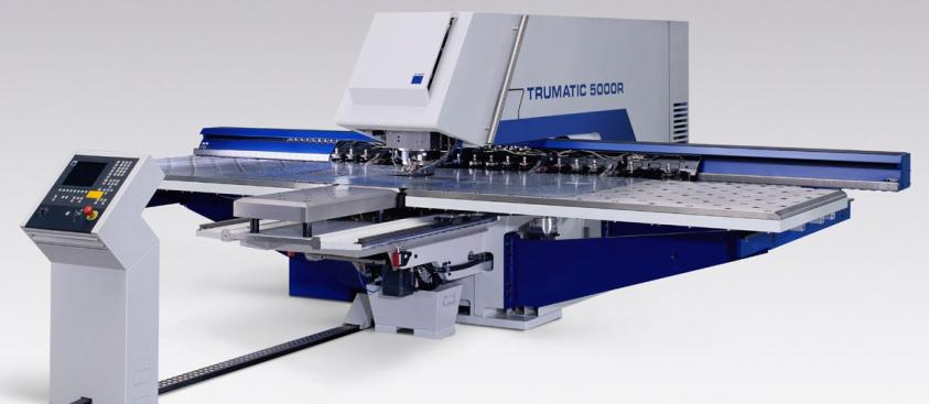 Punzonatrice TRUMPF TRUMATIC  5000 R
