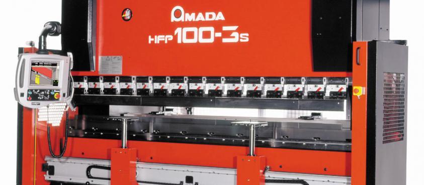 Pressa piegatrice AMADA  HFP 100/3