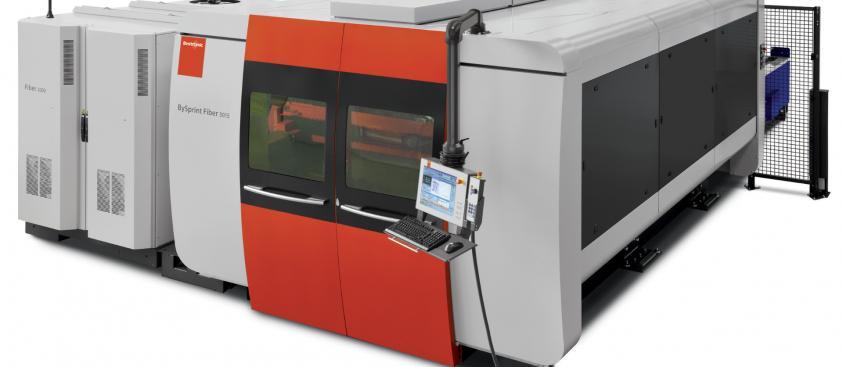 taglio laser BYSTRONIC BYSPRINT 3015